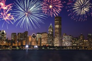 Carefree Boat Club Celebrate July 4th on the Water in Chicago!