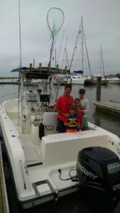 Carefree Boat Club Reel-Therapys-First-Outing