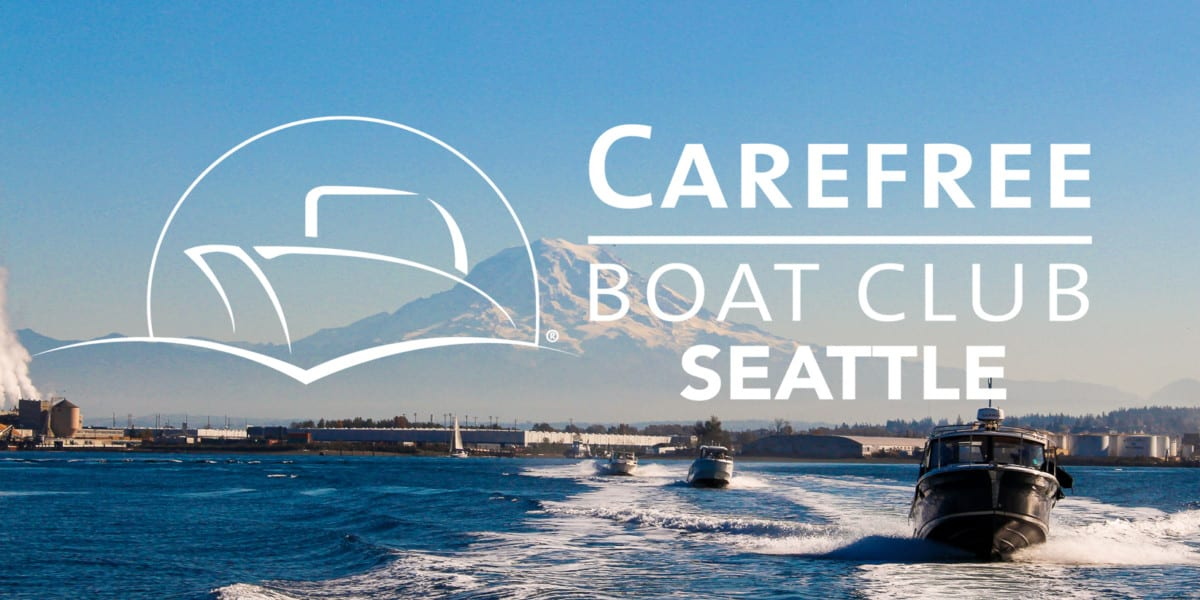 Carefree Boat Club Seattle